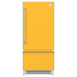 "36"" Bottom Mount, Bottom Compressor Refrigerator - KRB Series - Sol"
