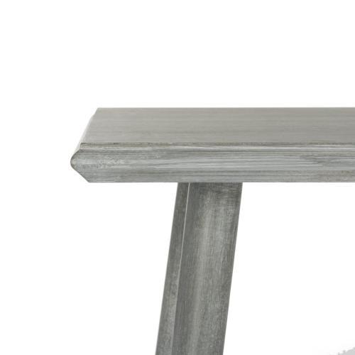Safavieh - Marshal Console Table - Slate Grey