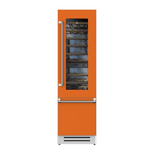 "Hestan - 24"" Wine Refrigerator - KRW Series - Citra"