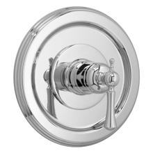 "3/4"" Thermostatic Valve Trim Only - Lever Handle - Polished Chrome"