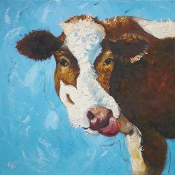 6c Cow # 303