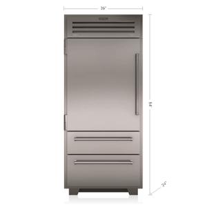 "Subzero36"" PRO Refrigerator/Freezer"
