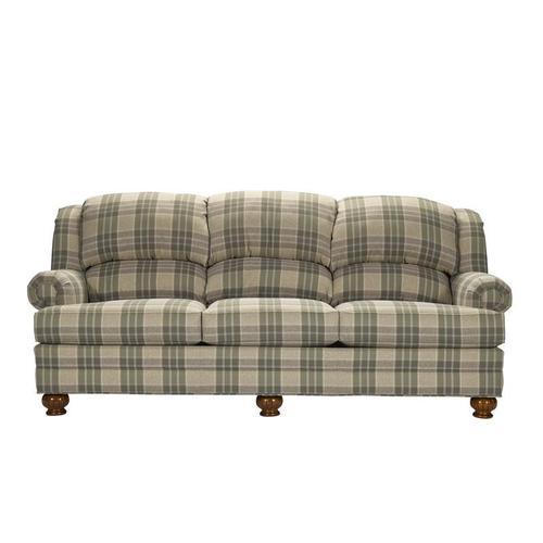 Lancer - Sofa with Oak Leg