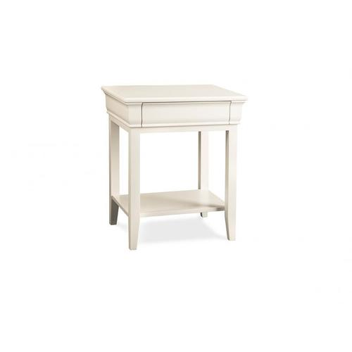 Monticello 1 Drawer Open Night Stand