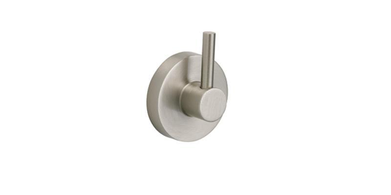 Robe Hook Single Hook - Gunmetal Gray