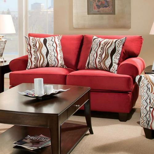 Furniture of America - Inverness Love Seat