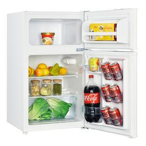 Avanti3.1 CF Two Door Counterhigh Refrigerator - White