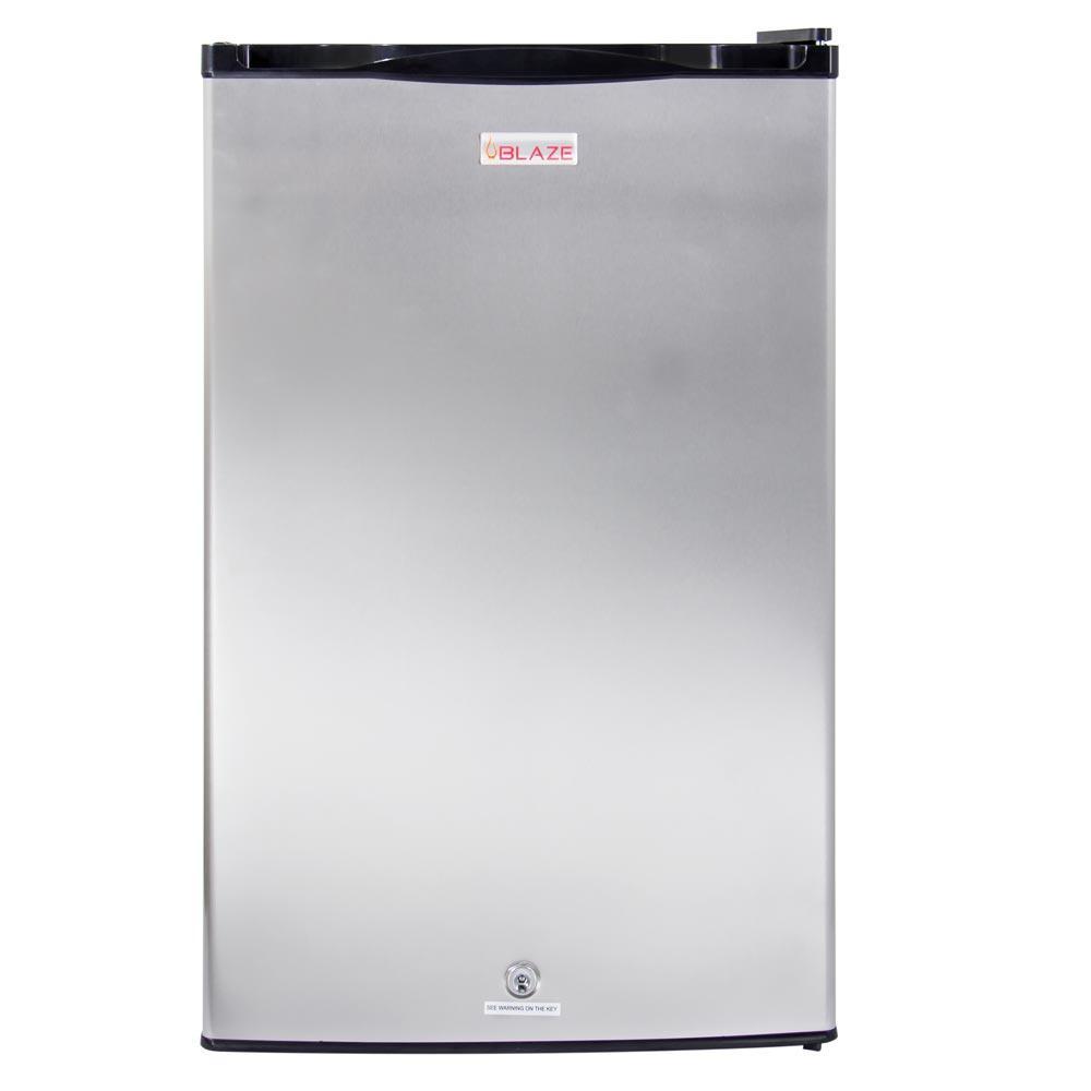 Blaze GrillsBlaze Stainless Front Refrigerator 4.5 Cu. Ft.