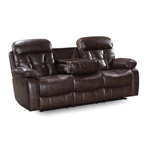 Peoria Manual Motion Sofa, Toffee
