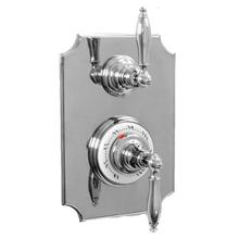 Imperial Thermostatic Shower Set with Volume Control and 026 Handle