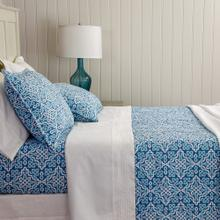 Lennox Quilt & Shams, BLUE, KING