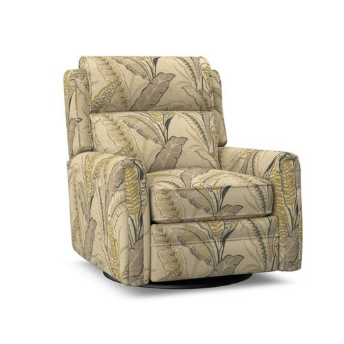 Camelot Power Reclining Swivel Chair CP737M/PRSWV