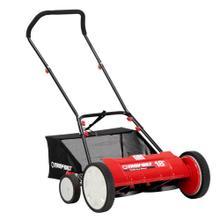 See Details - TB18R Reel Lawn Mower