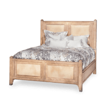 Queen Panel Bed (3 pc)