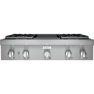 Gas Rangetop 36'' Stainless Steel PCG364WD
