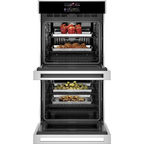 """Monogram - Monogram 27"""" Smart Electric Convection Double Wall Oven Minimalist Collection"""