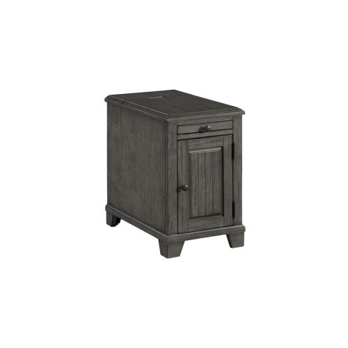 7649 Power Chairside Table