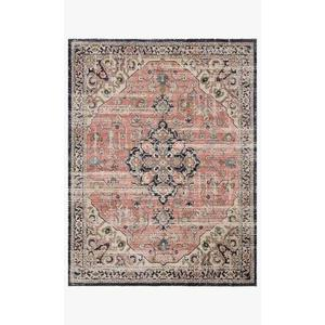 Gallery - GRA-06 MH Coral / Navy Rug