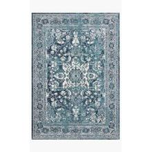 View Product - JOA-01 Ocean / Ivory Rug