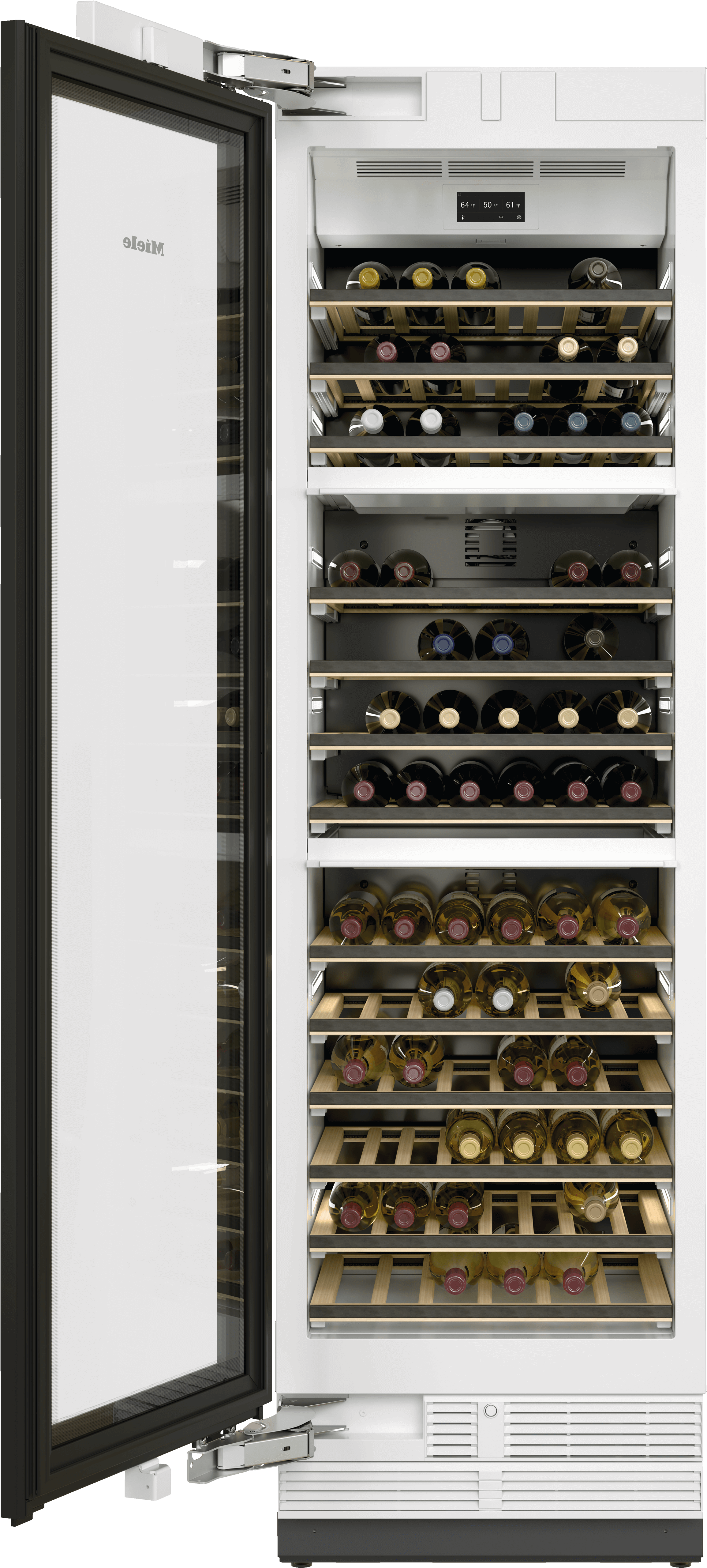 MieleKwt 2612 Vi - Mastercool Wine Conditioning Unit For High-End Design And Technology On A Large Scale.