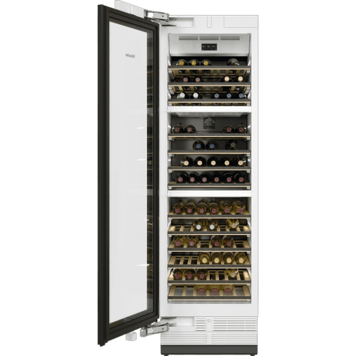 Miele - KWT 2612 Vi - MasterCool Wine Conditioning Unit For high-end design and technology on a large scale.