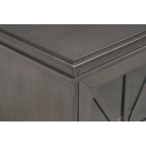 Standard Furniture - Natalia Cabinet, Gunmetal