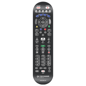 Subscription Broadcast Remote Control Pre-Programmed for Cisco STBs