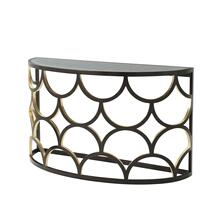 Ebonised Connaught Console Table
