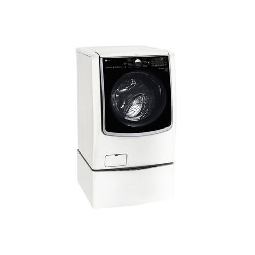 5.5 Total Capacity LG TWINWash™ System with LG SideKick™