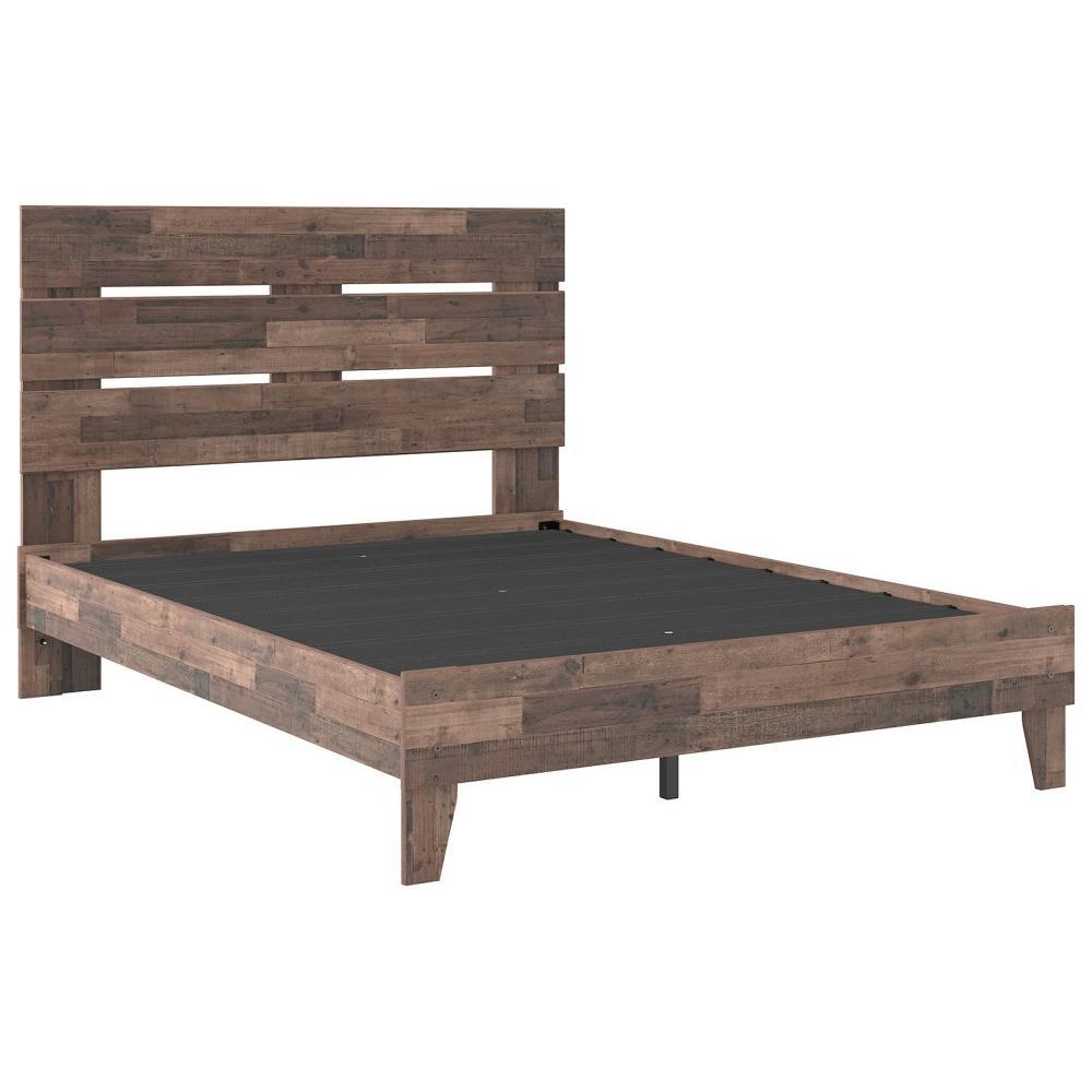 Neilsville Queen Panel Platform Bed