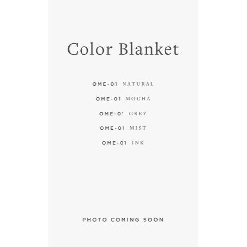 OME-01 Color Blanket