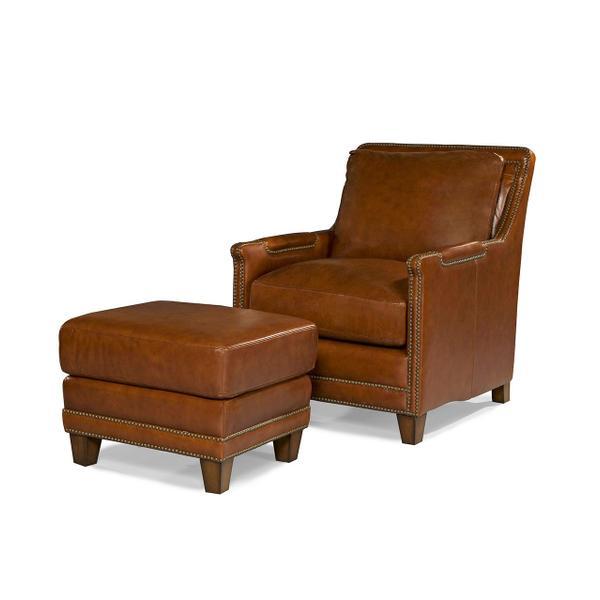 See Details - Prescott Chair in Brooklyn Saddle