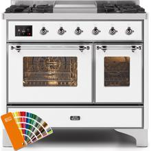 "40"" Inch Custom RAL Color Liquid Propane Freestanding Range"
