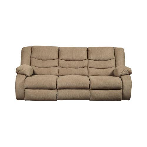 Tulen Reclining Sofa Mocha
