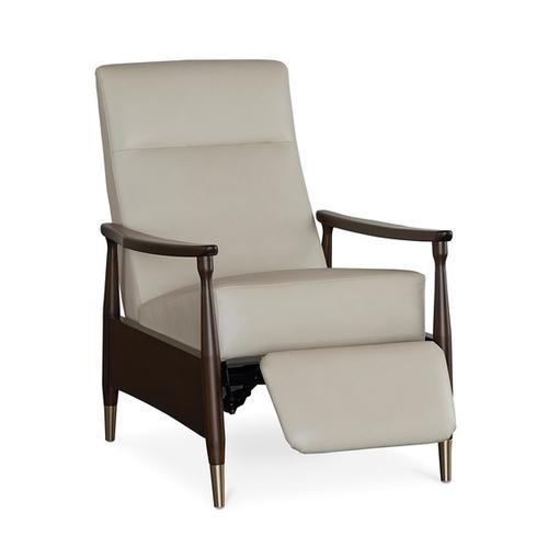 Bassett Furniture - Maris Leather Recliner