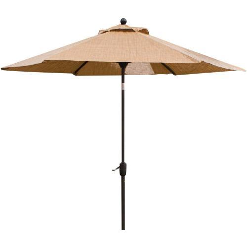 Hanover Table Umbrella for the Monaco Outdoor Dining Collection, MONACOUMB