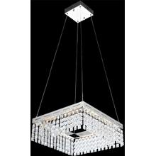 LED Chandeliers, Chrome/crystals, Type LED 1wx24