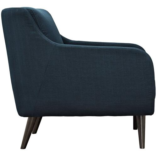 Verve Armchairs Set of 2 in Azure