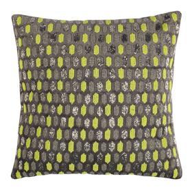Reston Pillow - Green/grey