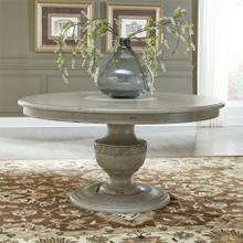 View Product - Round Pedestal Table Base