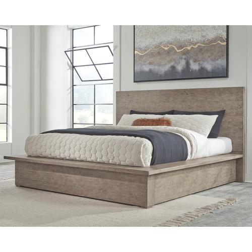 Langford Queen Panel Bed