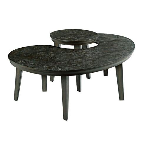 KIDNEY NESTING TABLES