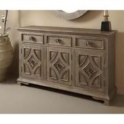 3 Drw 3 Dr Sideboard Product Image