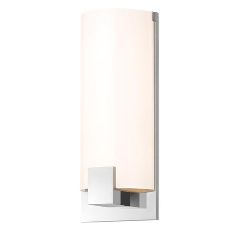 Sonneman - A Way of Light - Tangent Square Sconce [Color/Finish=Polished Chrome]