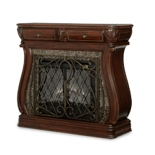 See Details - Electric Fireplace (2 pc)