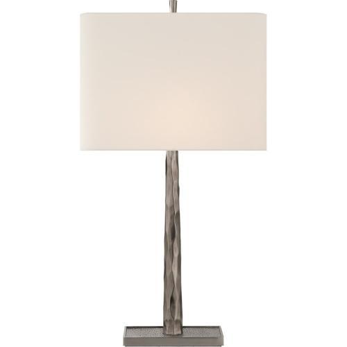Visual Comfort BBL3035PWT-L Barbara Barry Lyric 32 inch 100 watt Pewter Branch Table Lamp Portable Light