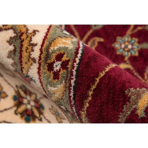 Persian Garden Pg-08 Burgundy - 3.0 x 5.0