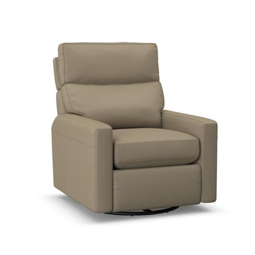 Mayes Power Reclining Swivel Chair CL753/PRSWV