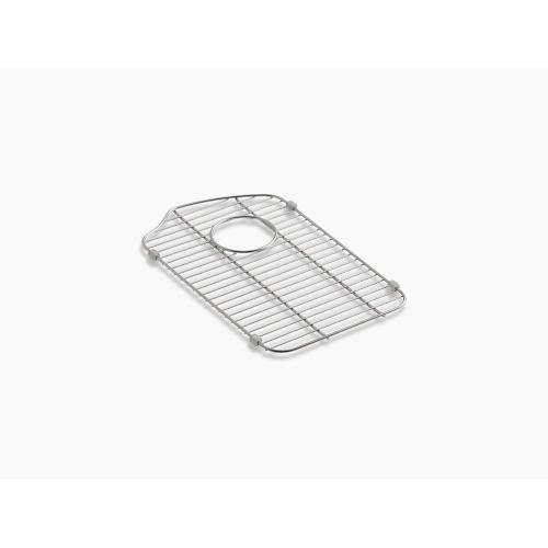 Stainless Steel Sink Rack for Right (small) Basin of the K-3844 / K-3845