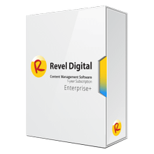 Revel Digital CMS Enterprise+ Subscription Software